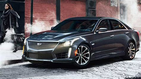 cadillac cts v horsepower 2015 2016 cadillac cts v is big improvement with big horsepower