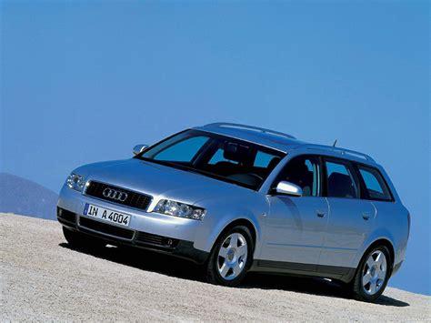 Audi A4 Avant 2000 by Fotos De Audi A4 Avant 2000 Foto 2