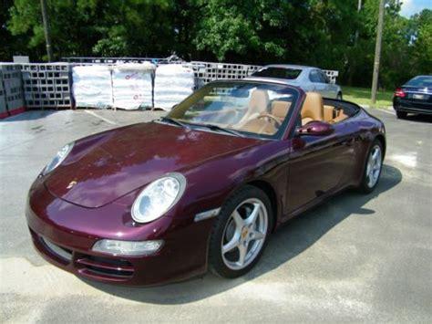 porsche 911 windscreen buy used cabriolet convertible 911 997 navigation