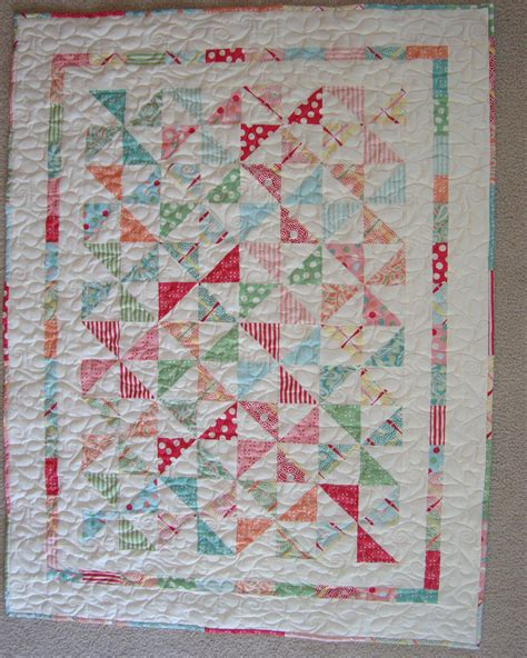 Free Patterns Baby Quilts by Free Pattern Wee Ones Baby Quilt By