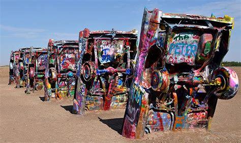 Cadillac Ranch Las Vegas Pin By Natalie Burke Kellenberger On Las Vegas Trip 2014