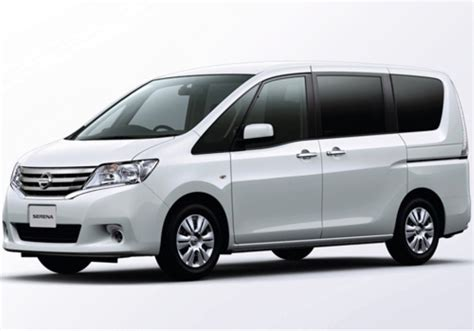Serena Auto by Nissan Serena 2013 Wallpapers