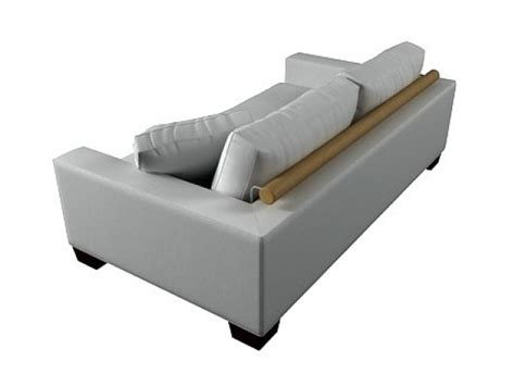 sofa status status sofa 02 3d model flexform