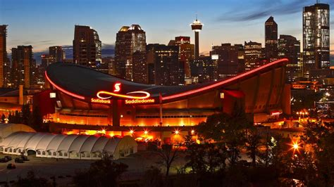 haircut places calgary scotiabank saddledome parking advisory nhl com