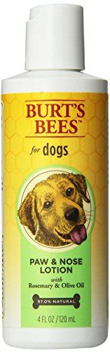 paw lotion burt s bees for dogs paw nose lotion paw protection