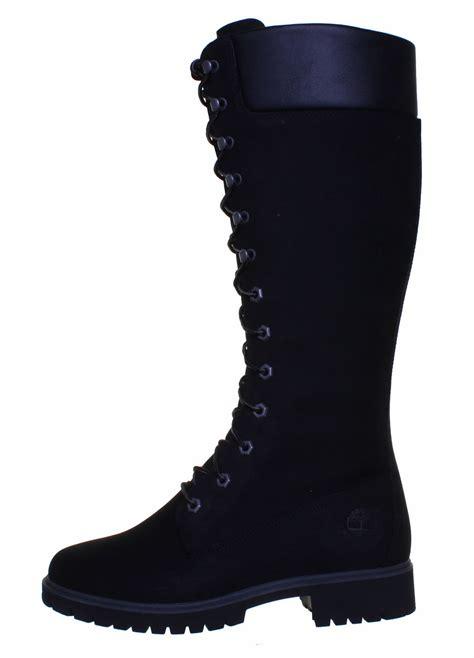 timberland 3752r womens nubuck leather 14 inch knee high