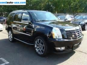 Cadillac Escalade For Sale Usa For Sale 2009 Passenger Car Cadillac Escalade Sport