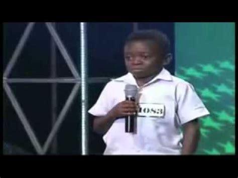 Black Kids Dancing Meme - ftlos edition little man dancing on nigeria s got talent