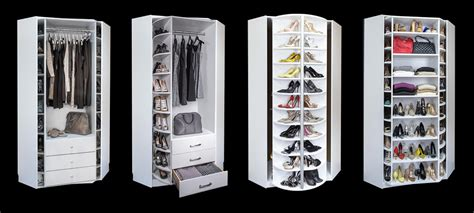 Closet Valet by Closet Works 360 Organizer By Lazy 360 Valet