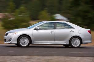 Toyota Camry 2014 2014 Toyota Camry Reviews And Rating Motor Trend