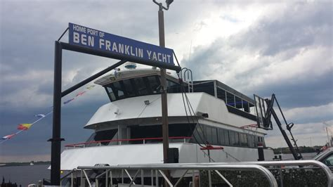 ben franklin boat ben franklin yacht boating northern liberties