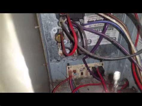 hvac troubleshooting  gas furnace control board  blower motor