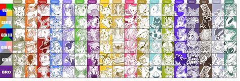 Favorite Pokemon Meme - favorite pokemon meme by tuooneo on deviantart