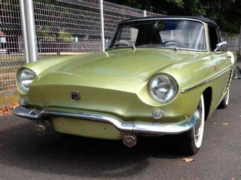 renault caravelle for sale renault caravelle s 1962 for sale classic trader