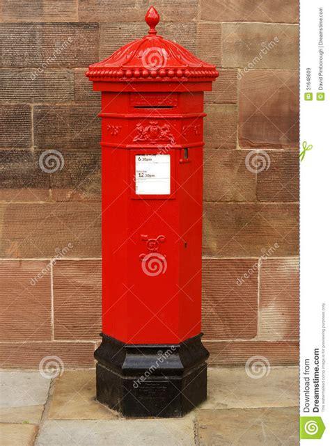 viktorianischer briefkasten viktorianischer briefkasten lizenzfreie stockbilder bild