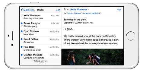 email layout for iphone designing emails for the iphone 6 and 6 plus equinux blog