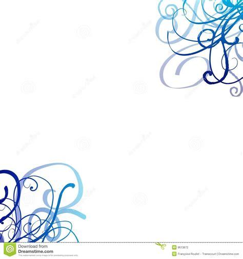 Blue Grey Swirls Background Stock Photography   Image: 8613672