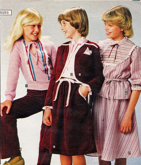 retrospace catalogs 32 1979 sears junior fashions