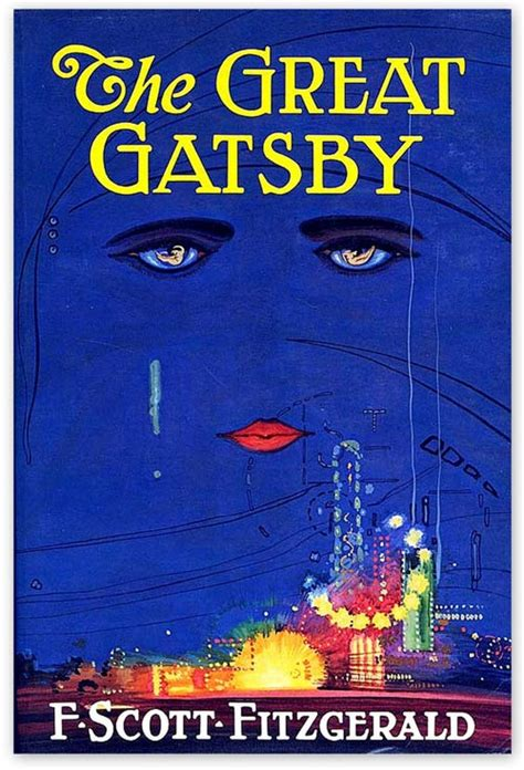 Image result for the great gatsby cover