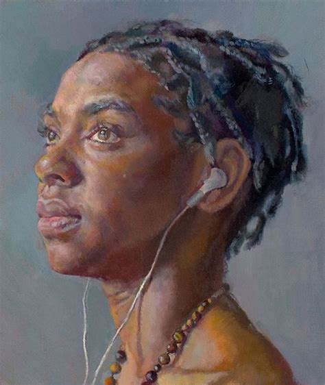 black woman paintings portraits pinterest the world s catalog of ideas