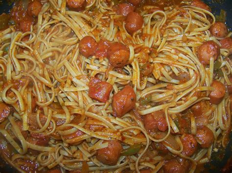 spaghetti and dogs kitchen simmer spaghetti with dogs one pot meal