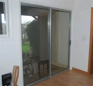 sliding glass door screen replacement