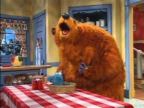 bear in the blue house bear in the big blue house quiet time youtube