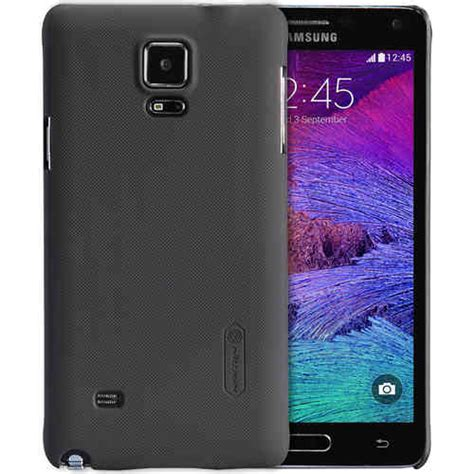 Nillkin Frosted Samsung Galaxy Note 4 Black samsung galaxy note 4 cases covers gadgets 4 geeks