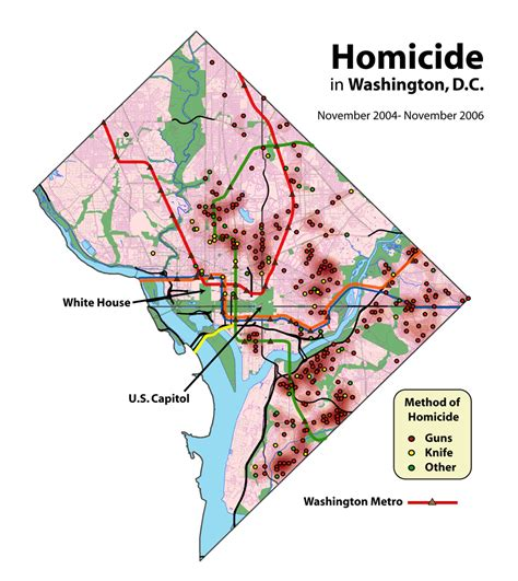sections of dc what is currently considered the worst neighborhood in