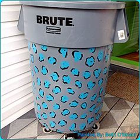 1000 images about trash cans on pinterest 1000 images about my painted trash cans on pinterest