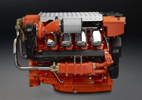 scania launches marine engines in india at inmex 2013