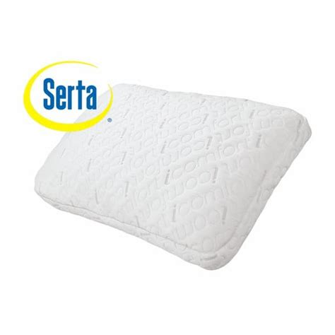 i comfort pillow serta icomfort scrunch pillow