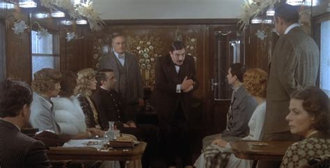 Murder Orient Express 1974 Film Film Review Murder On The Orient Express 1974 Lost In Drama