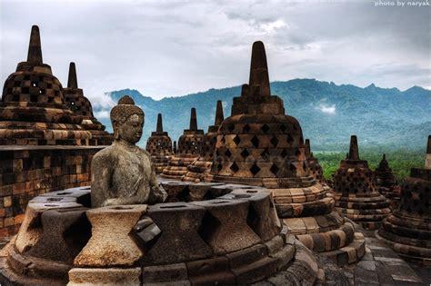 buro buddho อ นด บท 7 มหาสถ ปโบโรบ ด ร ประเทศอ นโดน เซ ย ส ดยอด