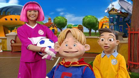 Abc Cup lazytown the lazy cup abc iview