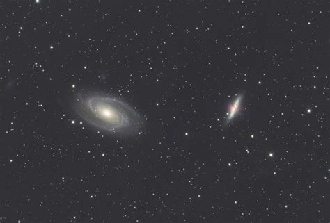 Forms Design Software m81 m82 galaxy astrophotography by t yoshida