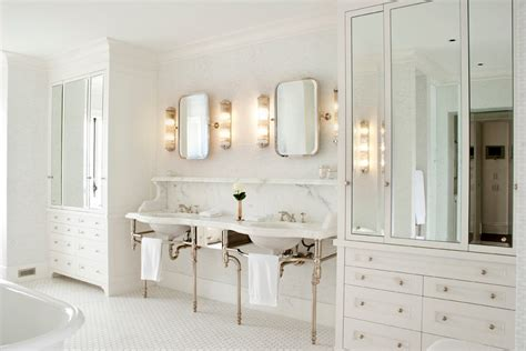 bathroom mirrored cabinets with lights mirrored cabinet doors bathroom traditional with bathroom