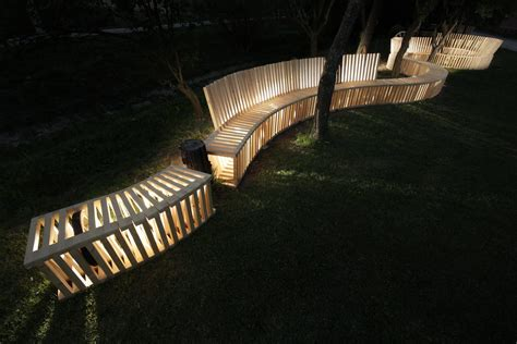movable lighting picture of bench gallery of hellowood 2012 social architecture in hungary 16