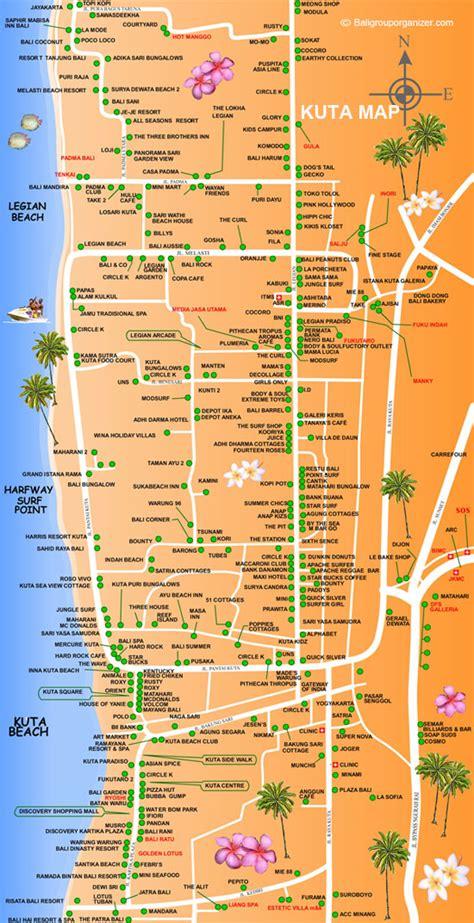 rabasta resort kuta map best 25 kuta ideas on kuta bali bali
