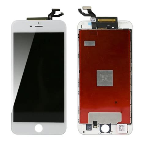 Lcd Hp Iphone 6 iphone 6s plus lcd screen complete white icasse