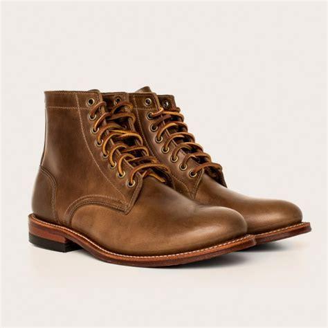 oak bootmakers trench boot footwear