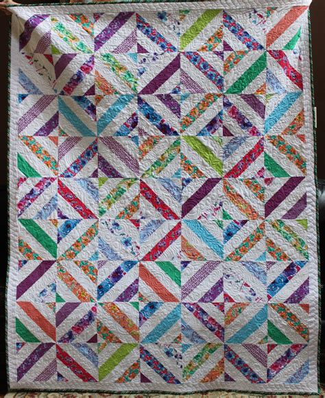quilt pattern summer in the park summer in the park quilt strip piecing using tubes