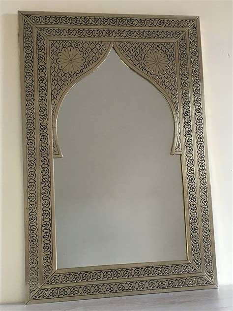Handmade Mirror - east unique moroccan handmade mirror large