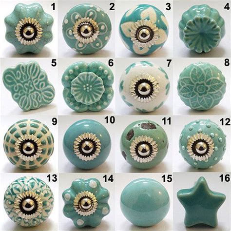 decorative knobs and pulls beautiful and charming hand painted ceramic cabinet knob
