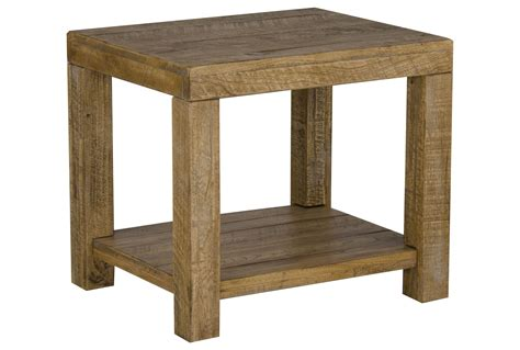 End Table Ls For Living Room by Living Room Wood End Table Living Spaces