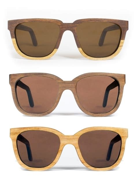 Handmade Sunglasses - capital eyewear handmade wood sunglasses