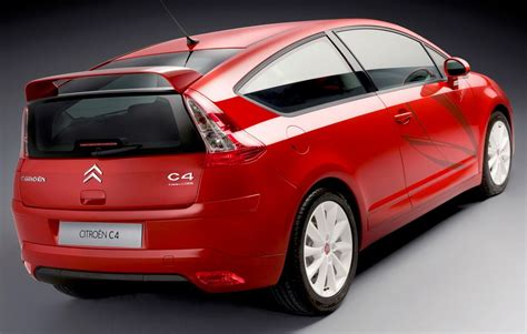 Citroen C4 Coupe by Best Automobile Review All Designs Citroen C4 Coupe