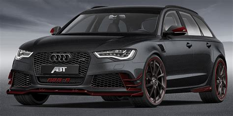 Audi Rs 6 R by 730 Hp And 920 Nm Audi Rs 6 R Avant From Abt Sportsline