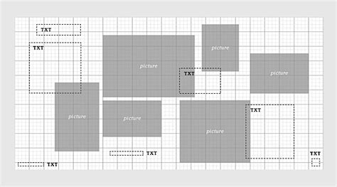 grid layout inspiration editorial design inspiration taste book