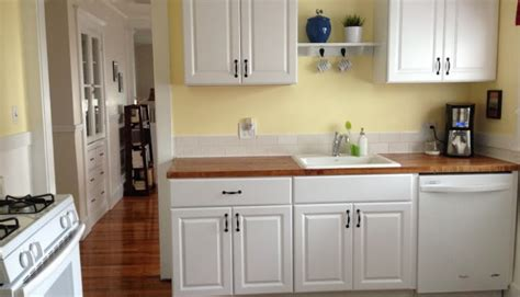 Cheap Kitchen Cabinets Home Depot by Diy Kitchen Cabinets Ikea Vs Home Depot House And Hammer